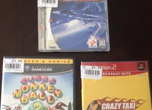 used game finds