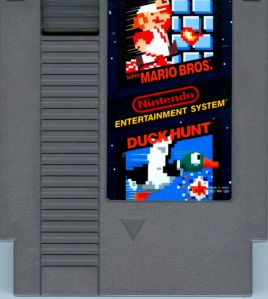 NES pack in game