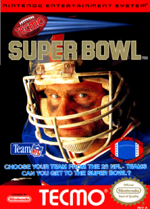 tecmo super bowl nes