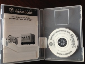 Game Boy Player Disk
