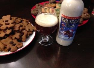 Delirium Noel beer