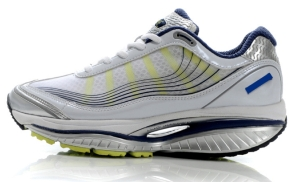 rocker bottom fitness shoes