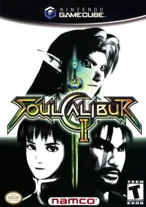 Soul Caliber 2 GameCube