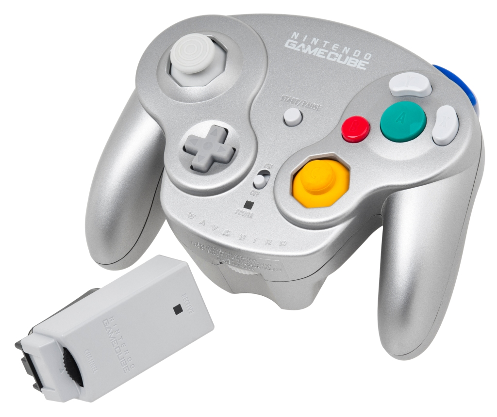 Wavebird Wireless Controller GameCube