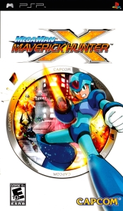 Megaman X Maverick Hunter