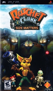 Ratchet and Clank Size Matters