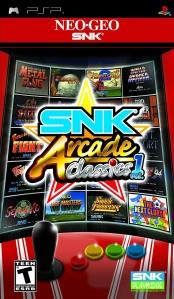 SNK Arcade Classics V1