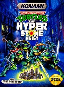 tmnt the hyper stone heist